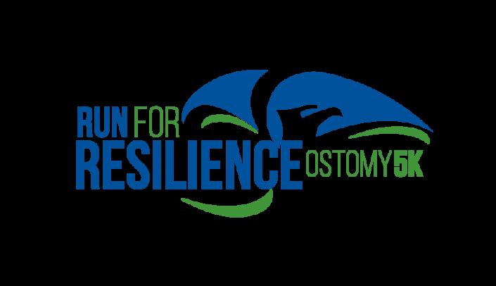Run For Resilience Ostomy 5K Logo 2016