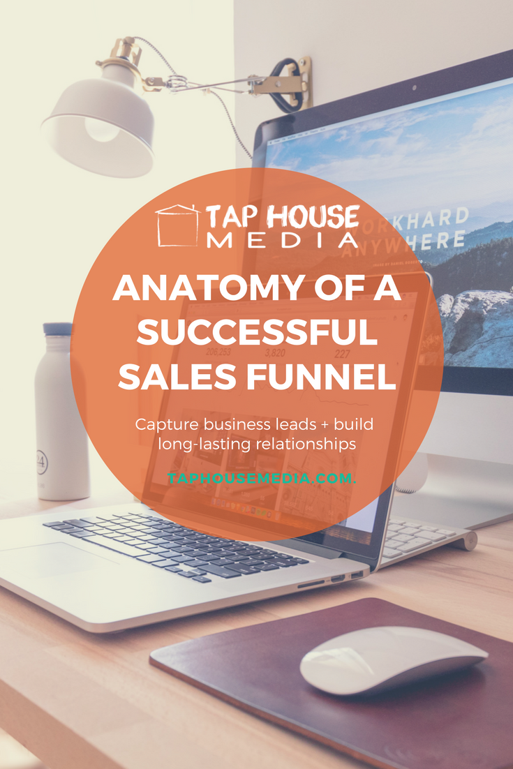Anatomy of a successful sales funnel - Tap House Media