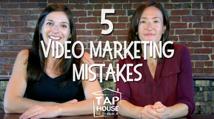 5 Video Marketing Mistakes #2