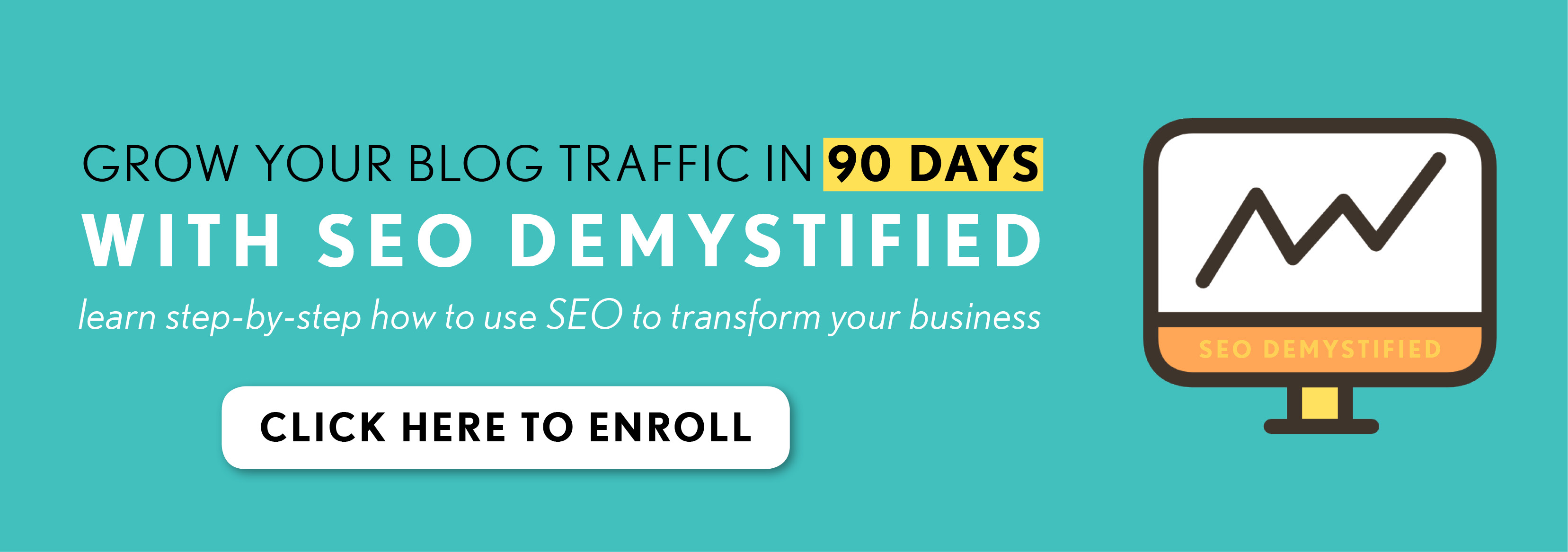 SEO Course To Grow Organic Traffic And Boost Your Business